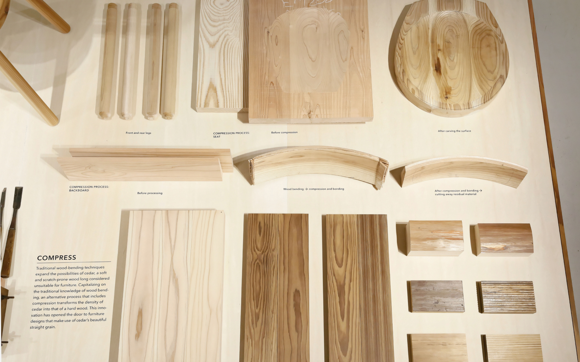 HIDA: A Woodwork Tradition in the Making